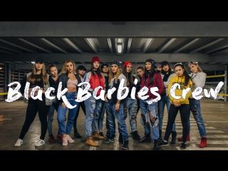 Black Barbies Crew | Maria Tarasova Choreography | Kari Faux feat. Leikeli47 - Top Down