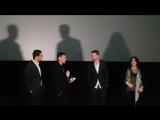 22 ноября 2017 - Роберт на премьере «Хорошего времени» в Афинах, Греция