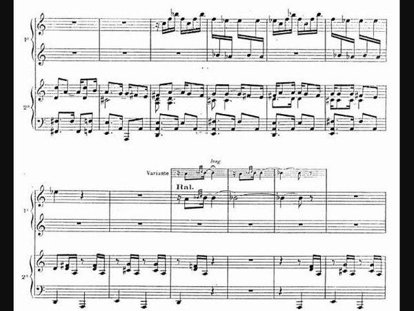 Milhaud - Le boeuf sur le toit, Op. 58 (with score)