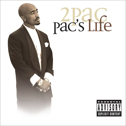 2Pac альбом Pac's Life