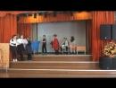 Традиционный спектакль на английском 2018 преподаватель Эллина Генриховна