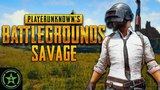 Let's Play - PLAYERUNKNOWN'S Battlegrounds - Savage Map with LazarBeam - AH Live Stream