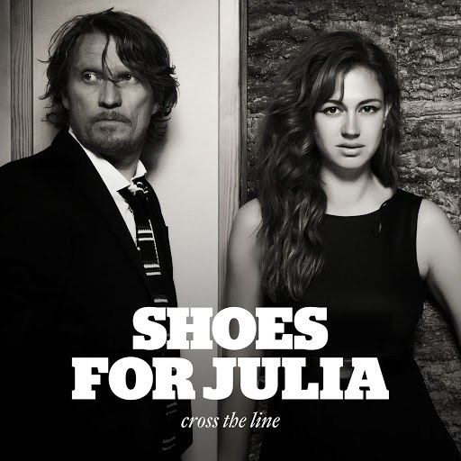 Shoes for Julia альбом Cross the Line