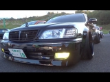 Nissan (Y33) CIMA (Infiniti Q45) Vip Style Custom Car, Japan.