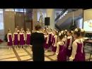 Песня Бэмби, в фойе ДК им. Калинина, 06.01.18г.