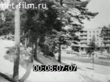 Сосновый Бор 1975. ЛАЭС, Малая копорская крепость