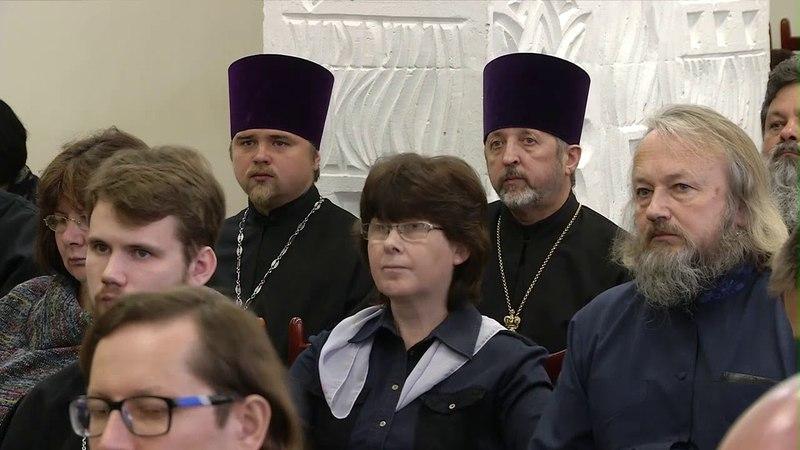 Знаменитый церковный историк, исследователь современного сектантства Александр Дворкин посетил Тверь