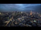 东京日落 带倒放 (Tokyo Sunset with rewind)