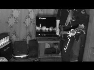 """Pipeline"" Michael Bröndsted improvisation (guitar sound - camera mic)"