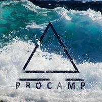 Логотип ProCamp - оффлайн жизнь Школы Раевского