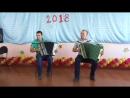 Суыксу мәктәбендә Баянда Марат Шакирҗанович һәм Газинур Тагирович