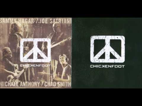 Chickenfoot - IIIILV (2012) (CD, Germany) [HQ]