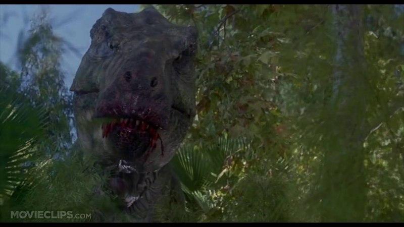Битва к 1 июня тираннозавр против спинозавра