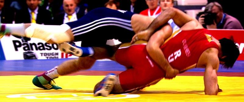 Хаджи Алиев - Бекхан Гойгереев (61kg Gold - Freestyle Wrestling - European Championships 2014)