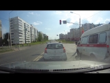 Как ездят ездюки в Орле) н242он 57 rus