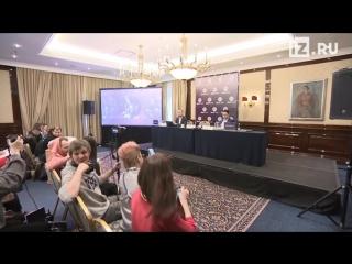 Большая пресс-конференция Ольги Бузовой