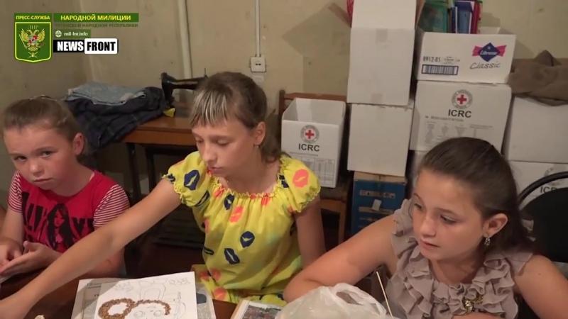 Война на Донбассе глазами детей поселка Калиново