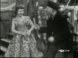 TERESA BREWER sing The Banjos Back in Town. 1955 Eddie Fisher Coke Time Show