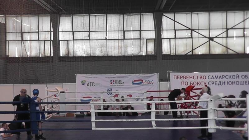 Макаров Егор-Алтынбаев Ленар(Сызрань) Тольятти-2018.ПСО 2002-03. 18.02.18. 1/4 Ф