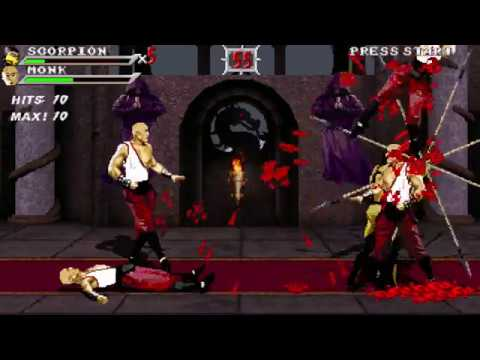 MK Outworld Assasins v2.0 Seventh Stage
