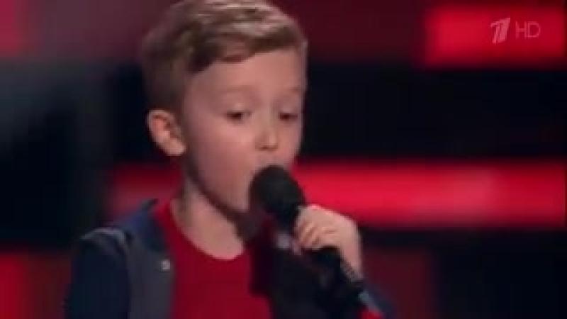 Семилетний Андрей Калашов зачитал рэп Басте
