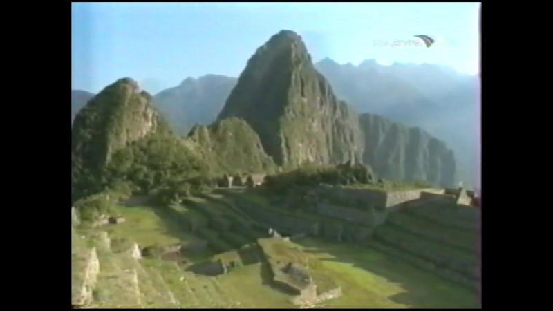 Отдельные миры. Мачу Пикчу - туман рассеивается