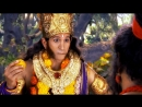 Бхима и Хануман из фильма Махабхарата