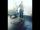WWE QTVИз Жизни ЖенщинInstagram video Leah Van Damme / CarmellaЧемпионка готовится