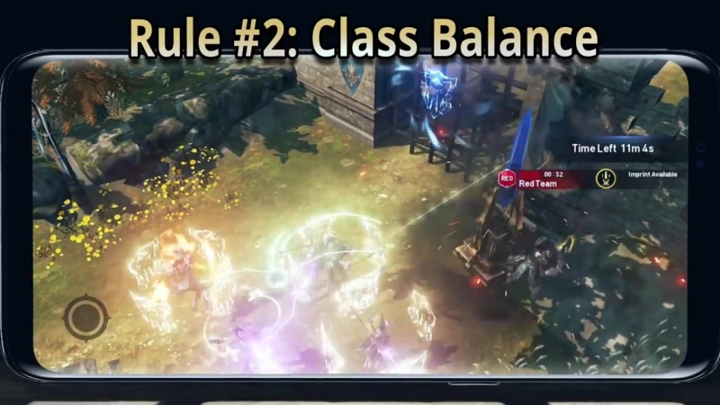 Lineage 2 - Revolution – Open siege open for everyone!