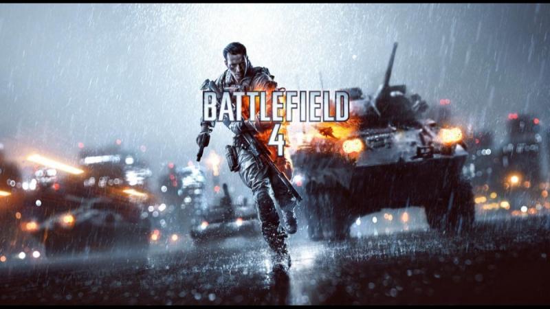Прохождение игры Battlefield. 4 DDE №1