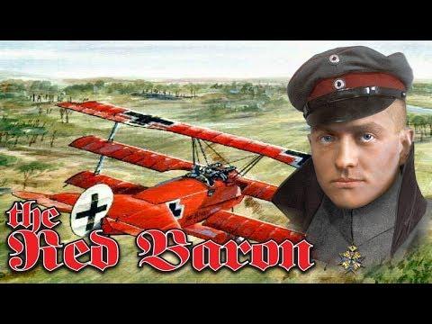 Красный Барон - Манфред фон Рихтгофен / The Red Baron - Manfred von Richthofen