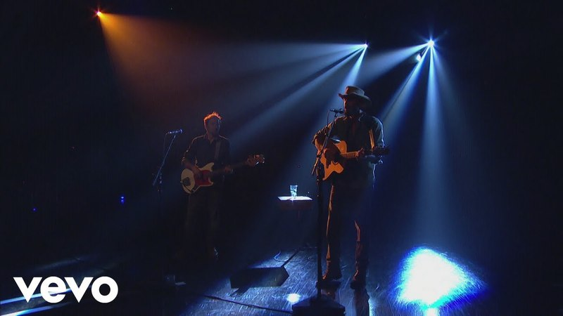 Ray LaMontagne - Such A Simple Thing (Later... with Jools Holland on BBC1)