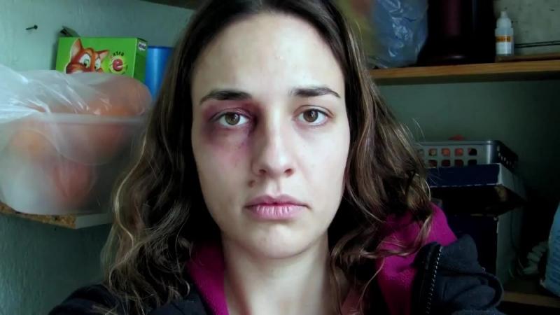 Ролик против насилия над женщиной в семье
