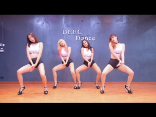 [sexy dance]Chocolate Cream - Laysha (Covered by Def-G)