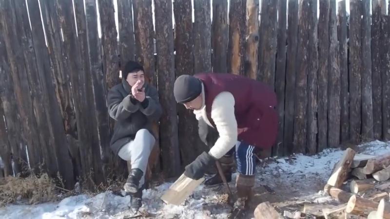 Как поднять бабла в деревне! Бурятская пародия