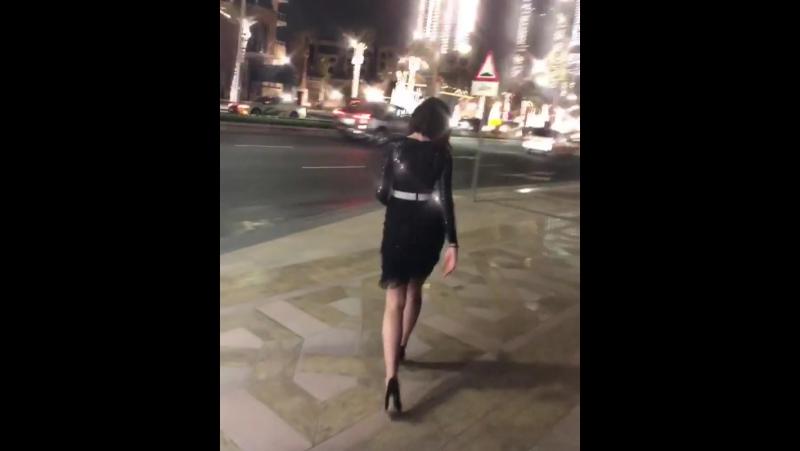 I 🖤 Dubai🐾🐾🐾 amazing dress by @dulcis_shop 🔝