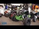 Обзор детских и подростковых квадроциклов марки MOTAX