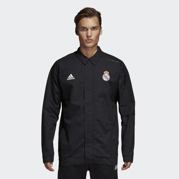 Куртка Реал Мадрид adidas Z.N.E. Куртка