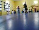 Мы боксирывали в 3-ках,я боксирывал в 1.2.4.Раундах а в трем раунде боксирывалт 2-ва других участника