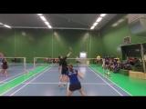 Badminton Tournament CAESAR CUP VIII