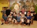 20 04 2018г В Никольском благочинии состоялось молодёжное первенство по многоборью
