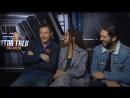 Интервью актеров Звездный путь: Дискавери / Star Trek: Discovery