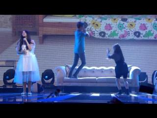 Ярославские танцоры на детском Евровидении