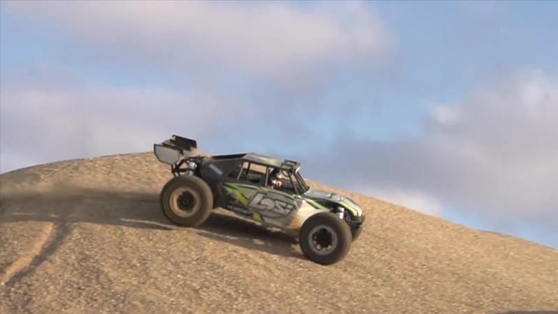 Losi Desert Buggy XL-E 4WD with AVC (15)