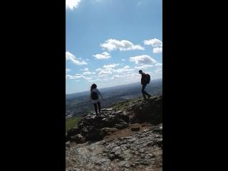 горы в Шотландий