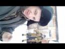 03 01 2018 Юрга окраина ул Островная Двор и пес