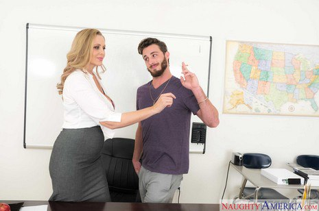 My julia sex ann teacher first