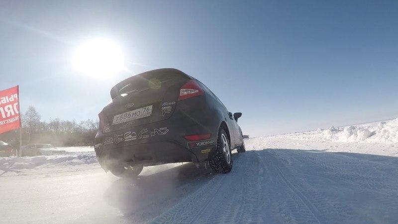 Зимний слалом 2018 DRIVE2.RU Рыбинск