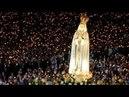 Santuario di Fatima, Santo Rosario e Processione 12 maggio