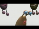 Клип про слизняков из мульта Смывайся
